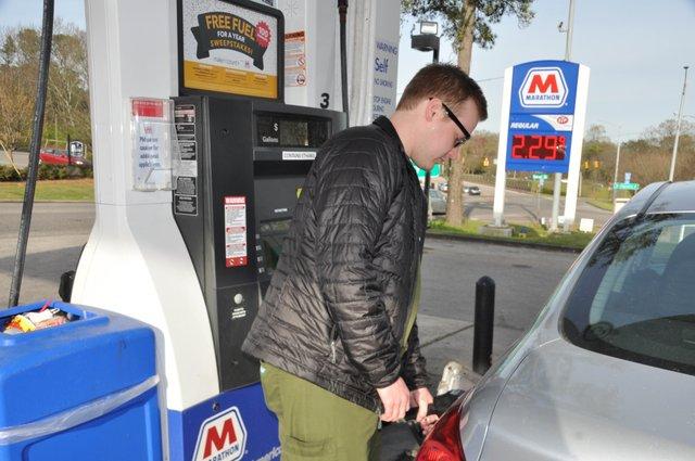 pumping gas 3-18-19