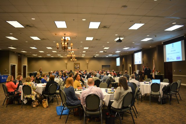 Shelby Chamber Connections Lunch