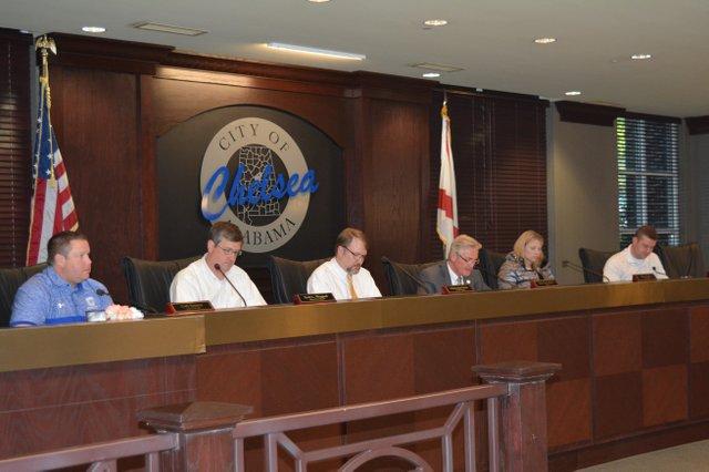 Chelsea City Council April 2