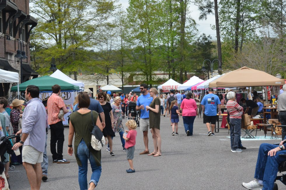 Mt. Laurel Spring Festival