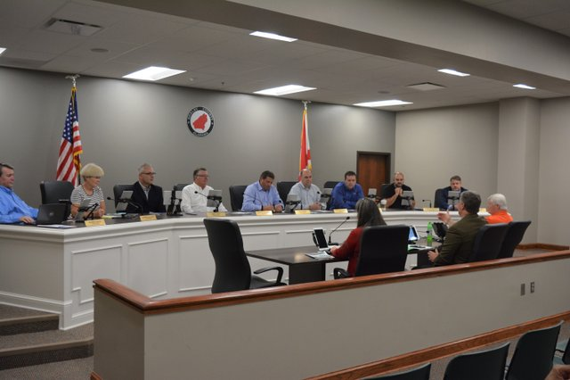 Shelby County Commission April 8