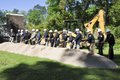 police training center groundbreaking 6