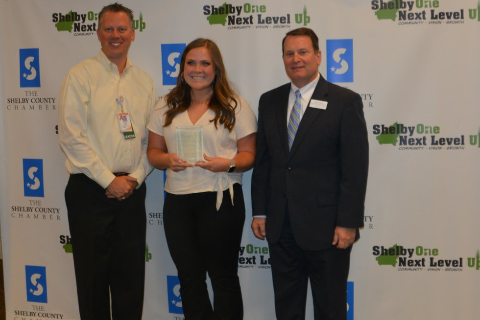 Chelsea High School's Ellie Burchell is named College Ready Student of the Year