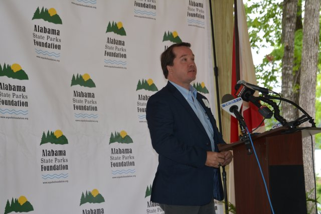 Greg Lein, Director of Alabama State Parks