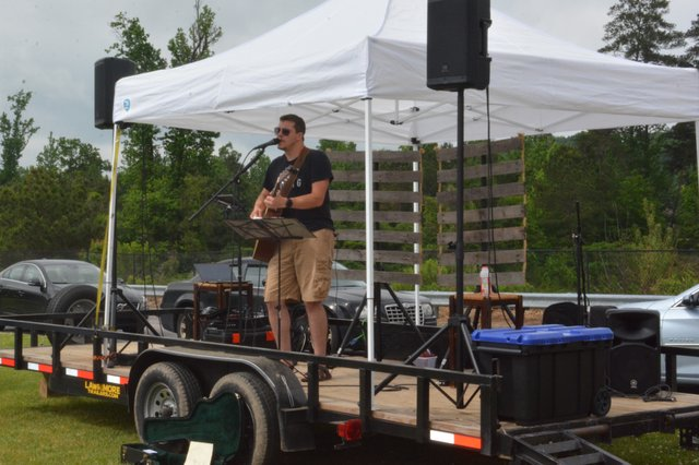 Lee Branch Farmers Market May 4, 2019
