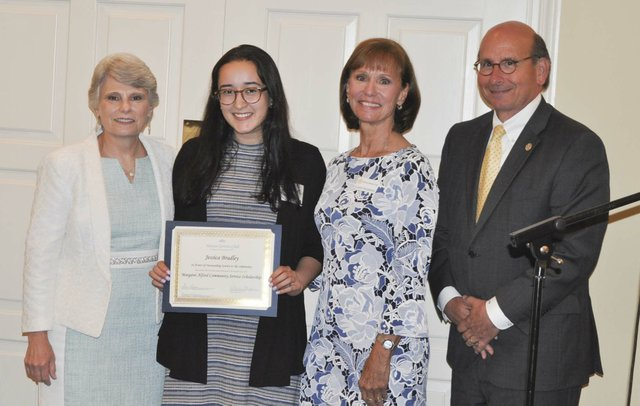 Hoover Service Club 2019 scholarships awards 5
