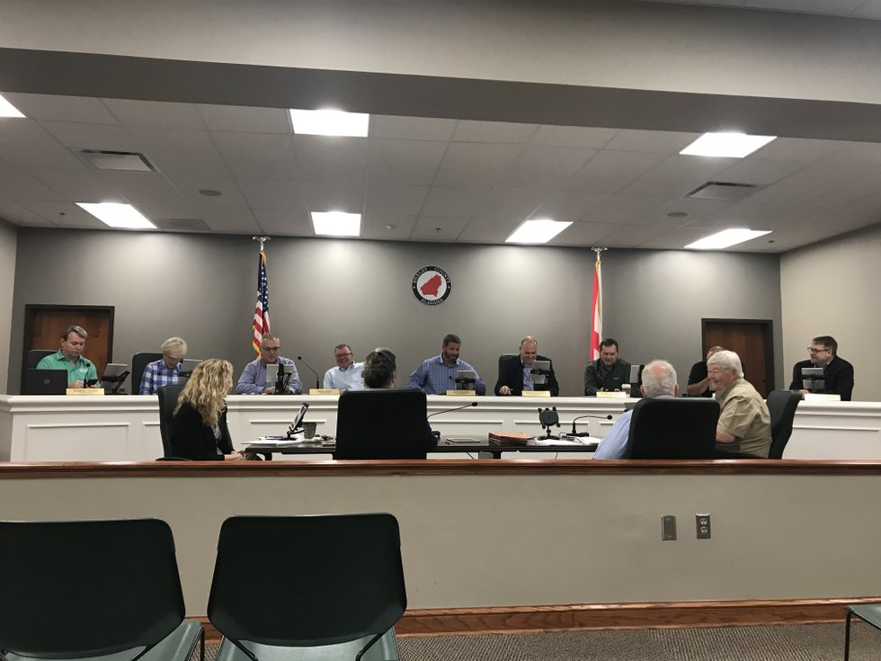 Shelby County Commission May 13