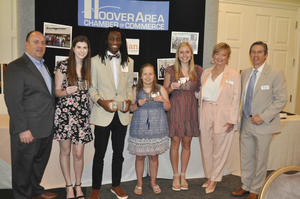 Hoover chamber 2019 scholarships 2