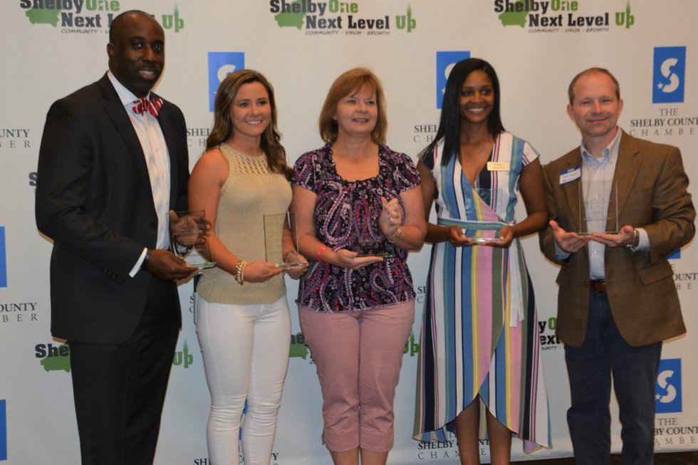 Small business award winners