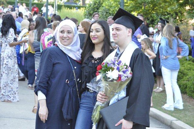 Spain Park 2019 graduation 41