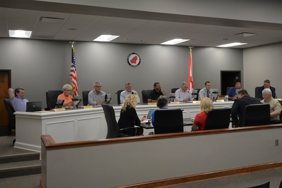 Shelby County Commission June 24