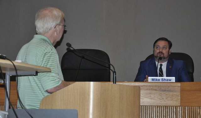 Hoover City Council 7-1-19