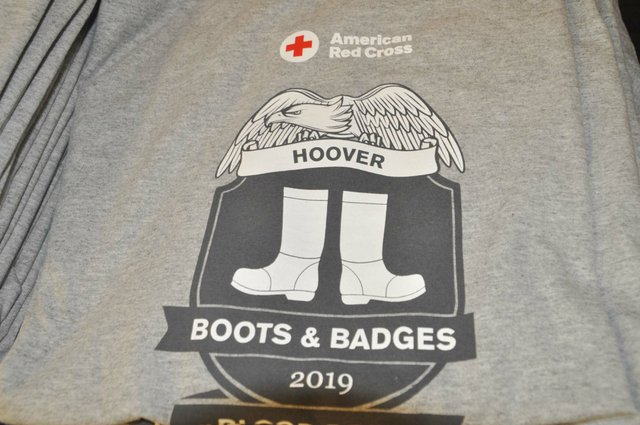 Boots vs Badges 2019 3