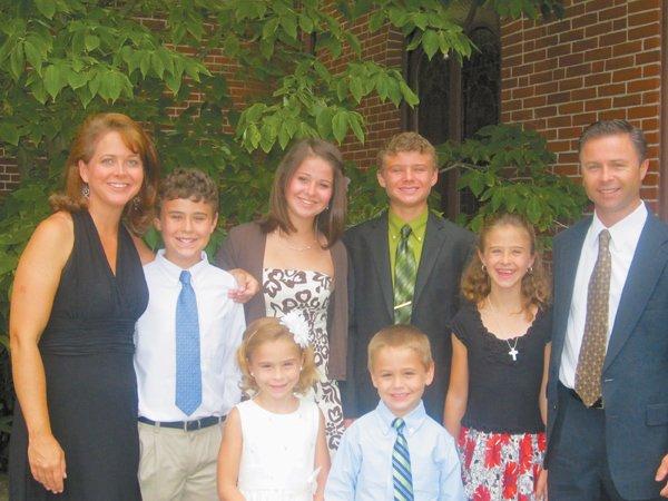 2012 Gagnon family