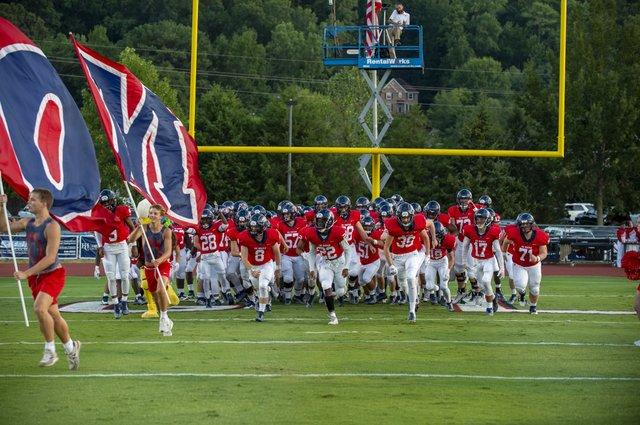 Hewitt-Trussville vs. Oak Mountain Football