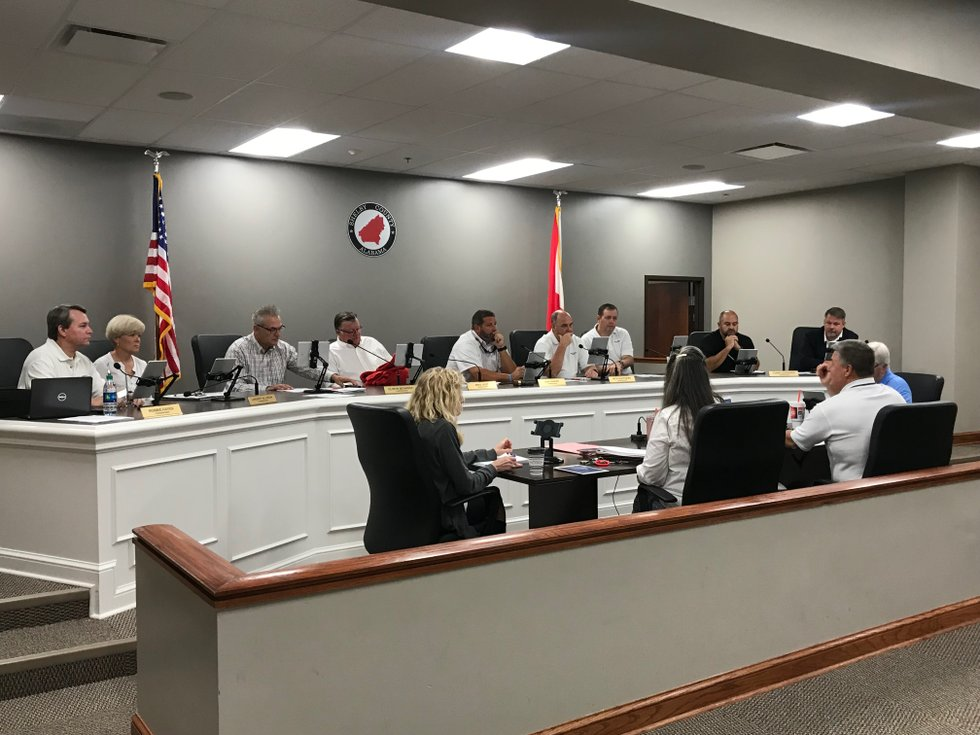 The Shelby County Commission approved next year's Fiscal Year budget at the Sept. 9 meeting.