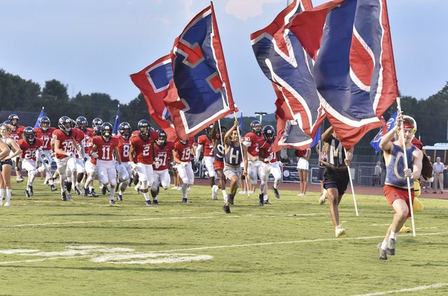 Oak Mountain Football