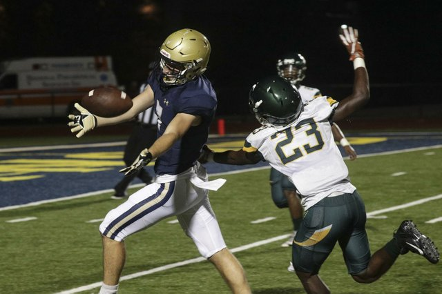 Briarwood VS Woodlawn Football 2019