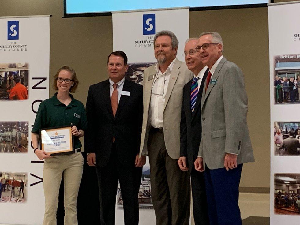 AWC wins all star tourism award