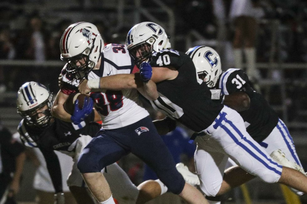 Chelsea VS Homewood Football 2019