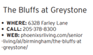 Bluffs at Greystone info.PNG