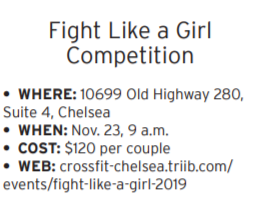 Fight Like a Girl Competition info.PNG