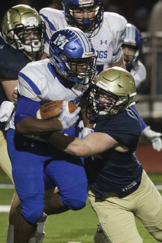 Briarwood VS Marbury football 2019