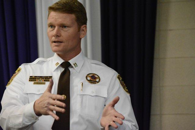 Chief Deputy Chris George