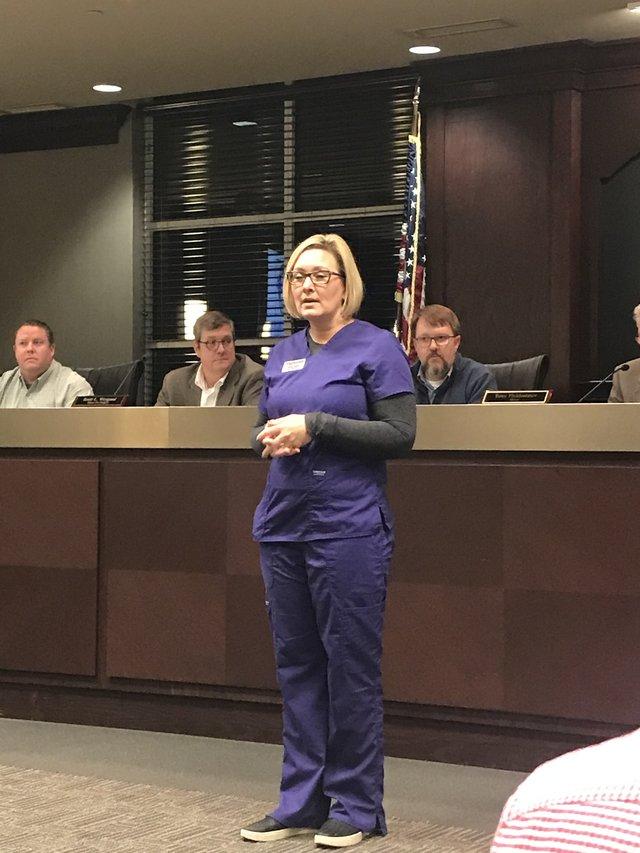 Missy Montz, Encompass Health