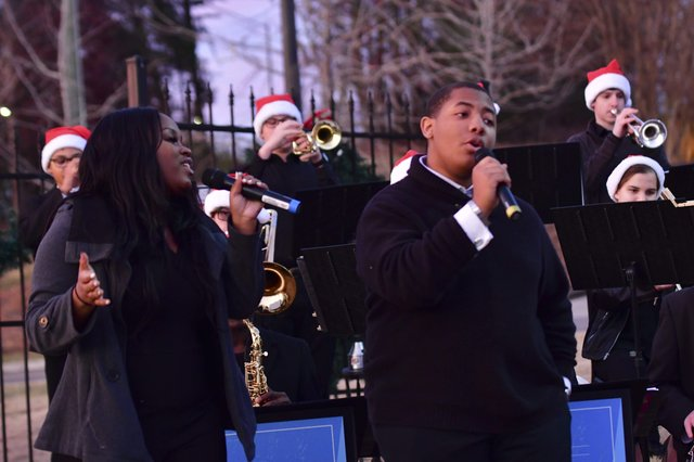 Hoover City Tree Lighting
