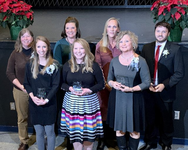 Middle School Teacher of the Year nominees