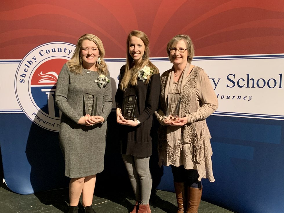 Shelby County Teachers of the Year