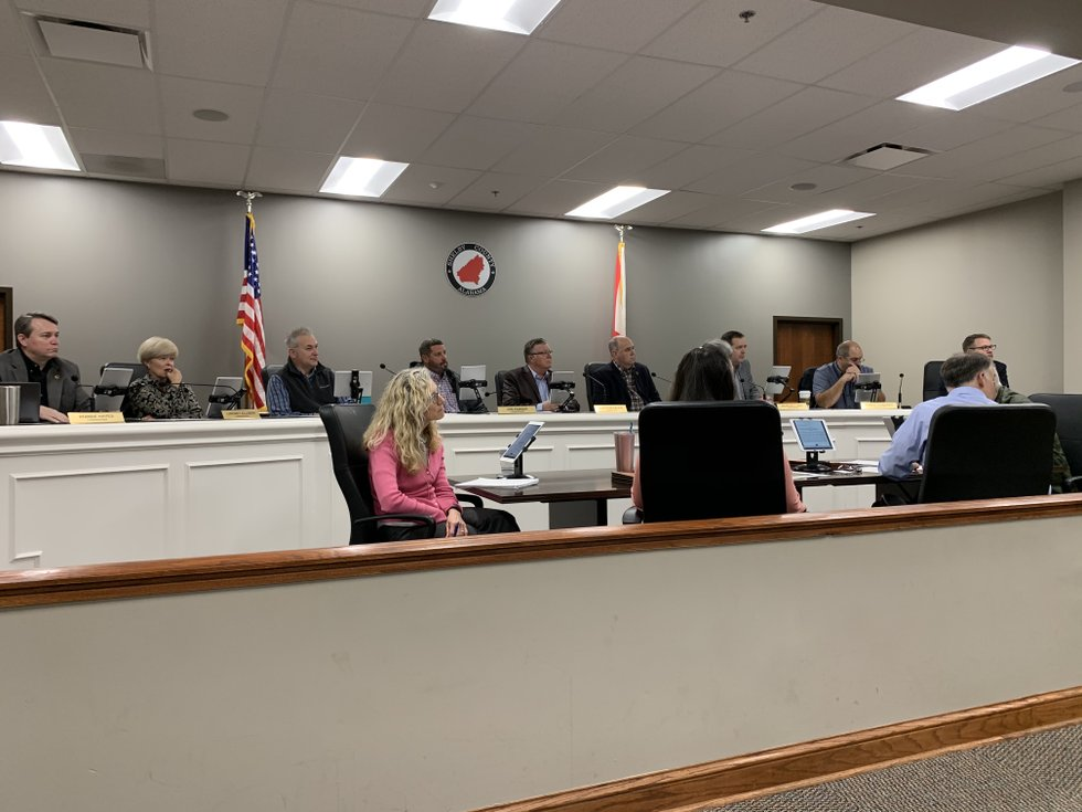 Shelby County Commission Meeting Feb. 10