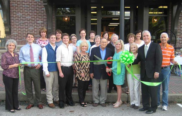 1012 Sabina's Ribbon Cutting