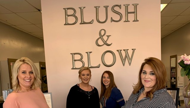 Blush + Blow Salon