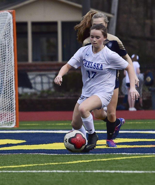 Chelsea vs Briarwood Girls Soccer