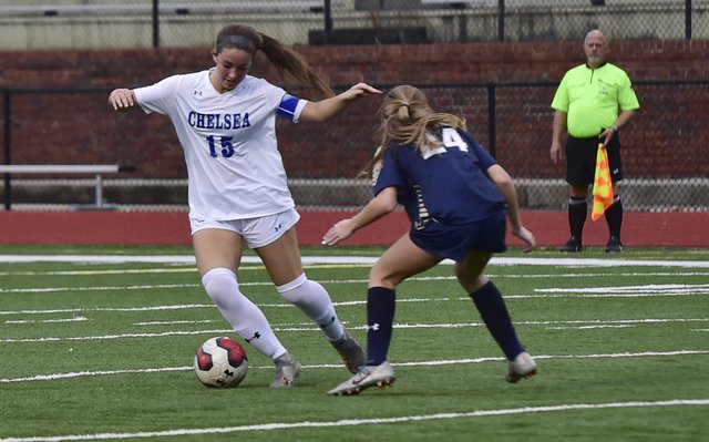 Chelsea vs Briarwood Girls Soccer