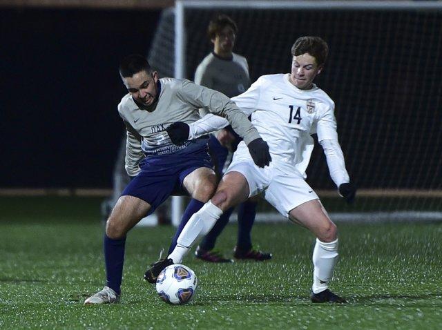 Homewood vs Oak Mountain Boys Soccer