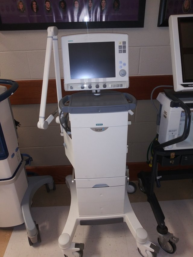 Jeff State provides ventilators for EAMC