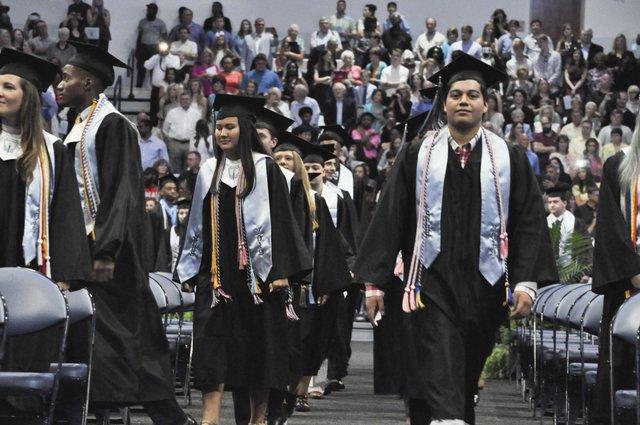Spain Park 2019 graduation 15