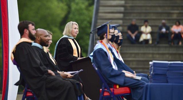 OMHS Graduation 2020