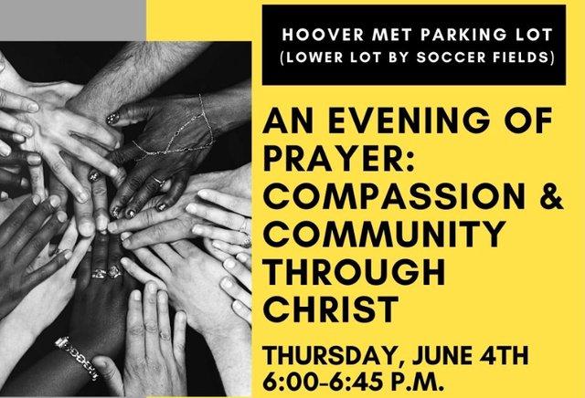 prayer gathering flyer 6-4-20