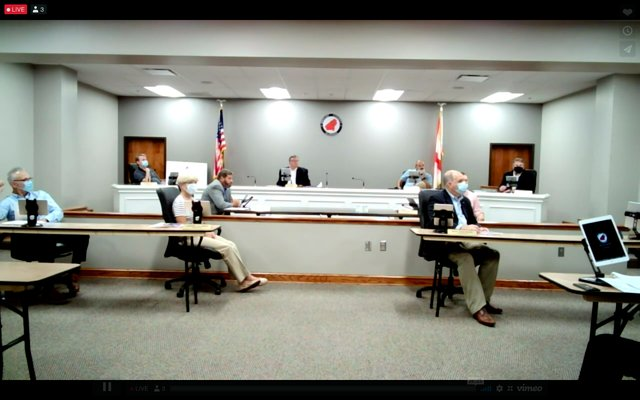 Shelby County Commission 7/13