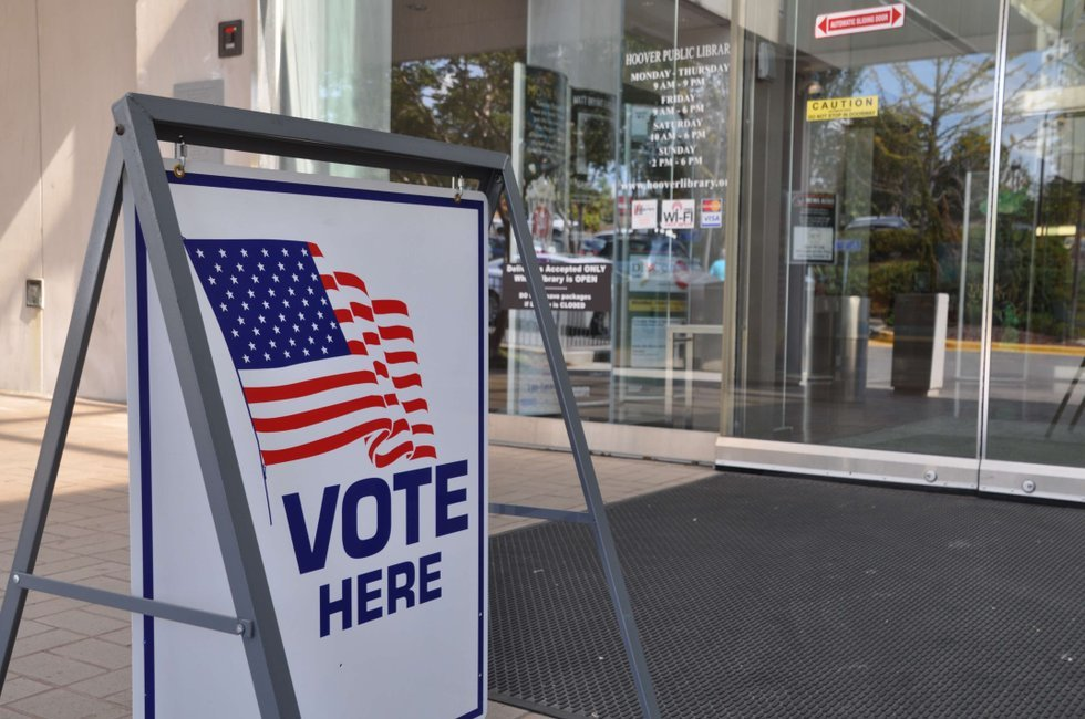 election day photo