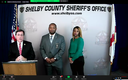 Rufus Williams named Shelby Co officer of the year
