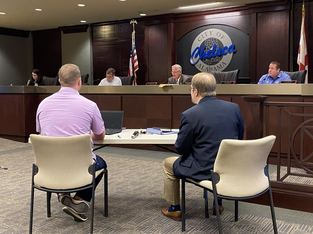Chelsea City Council meeting Oct. 7