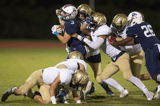 Homewood vs. Briarwood Football