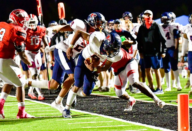 Oak Mountain vs. Hewitt-Trussville Football