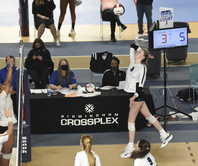 State Volleyball -