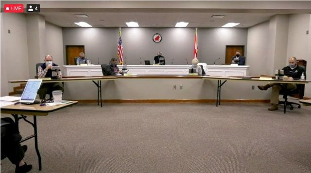 Shelby Co Commission 12/14